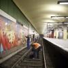 Der Graffiti-Kalender an der Eisenacher Straße (Fotos und Interview)