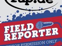 rap.de-Fieldreporter auf dem splash! werden