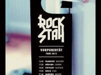 Rockstah kündigt Tour für Frühjahr an