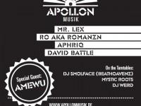 Apollon Musik (RO aka Romanzn) feat. Mila – Es gibt E1ns (Videopremiere)