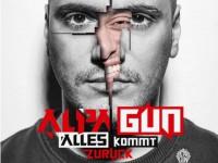 "Alpa Gun: ""Alles kommt zurück""-Cover"