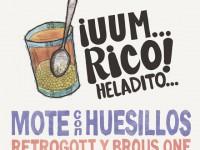 Retrogott veröffentlicht Album mit Brous One