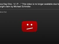 Kay Ones Videos von Shindy gesperrt
