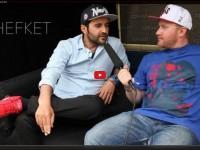Interview mit Chefket (rap.de-TV)