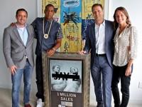 """Jay-Z: """"Magna Carta Holy Grail"""" mit Platin ausgezeichnet"""