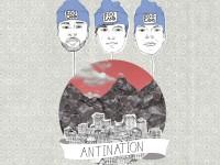 """Egoland veröffentlichen Cover und Tracklist von """"Antination"""""""