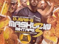 Charts: Maskulin Mixtape Vol. 3 auf Platz 8