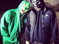sido: Neue Maske erstmals zu sehen