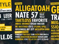 Mile of Style: rap.de-Liveticker von YeLm