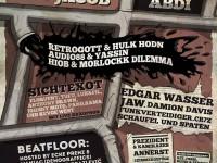 Tapefabrik mit fettem Deutschrap-Lineup am 14.12.