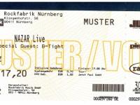 rap.de präsentiert: Nazar auf Tour
