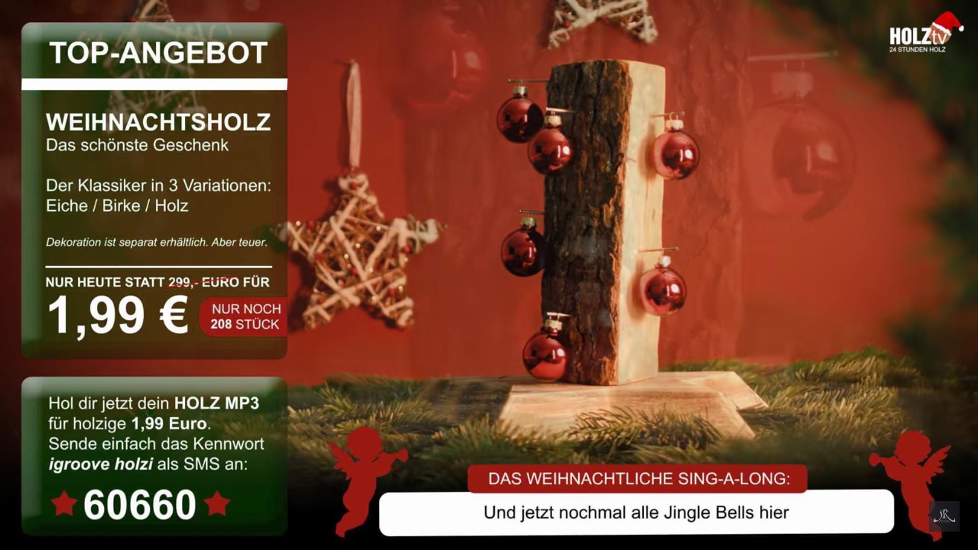 257ers - Holz (Weihnachtslied) - rap.de