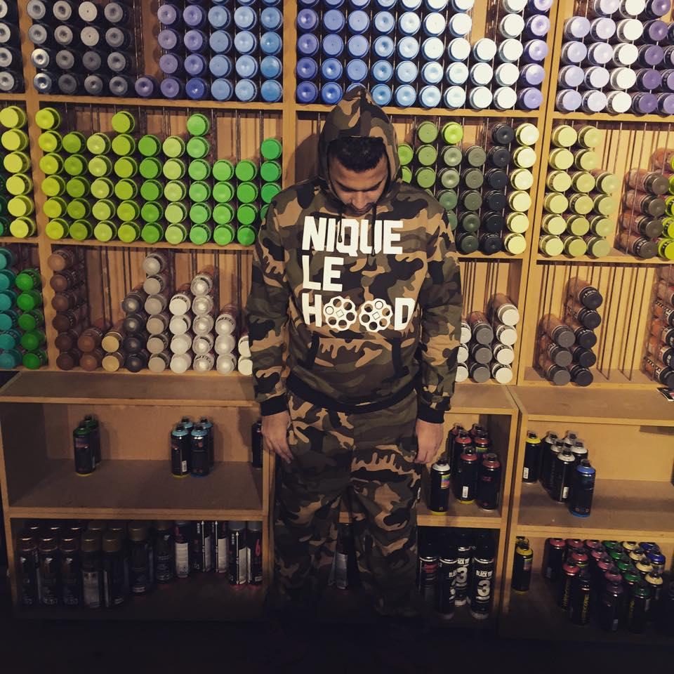 Al Gear Nique Le Hood Bild