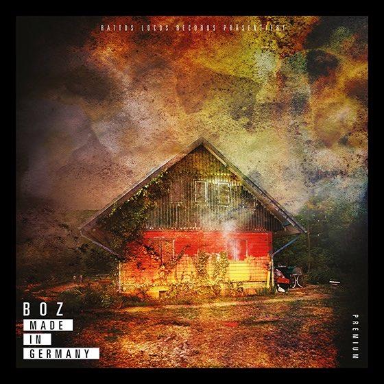 BOZ-Made-in-Germany-Album-Cover
