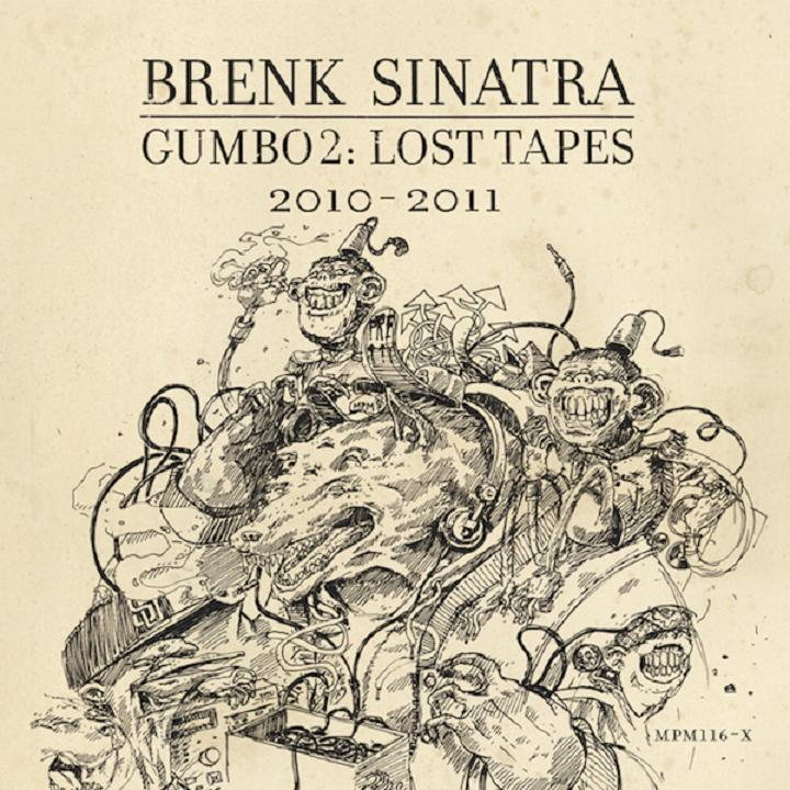Brenk Sinatra-Gumbo 2-Lost Tapes