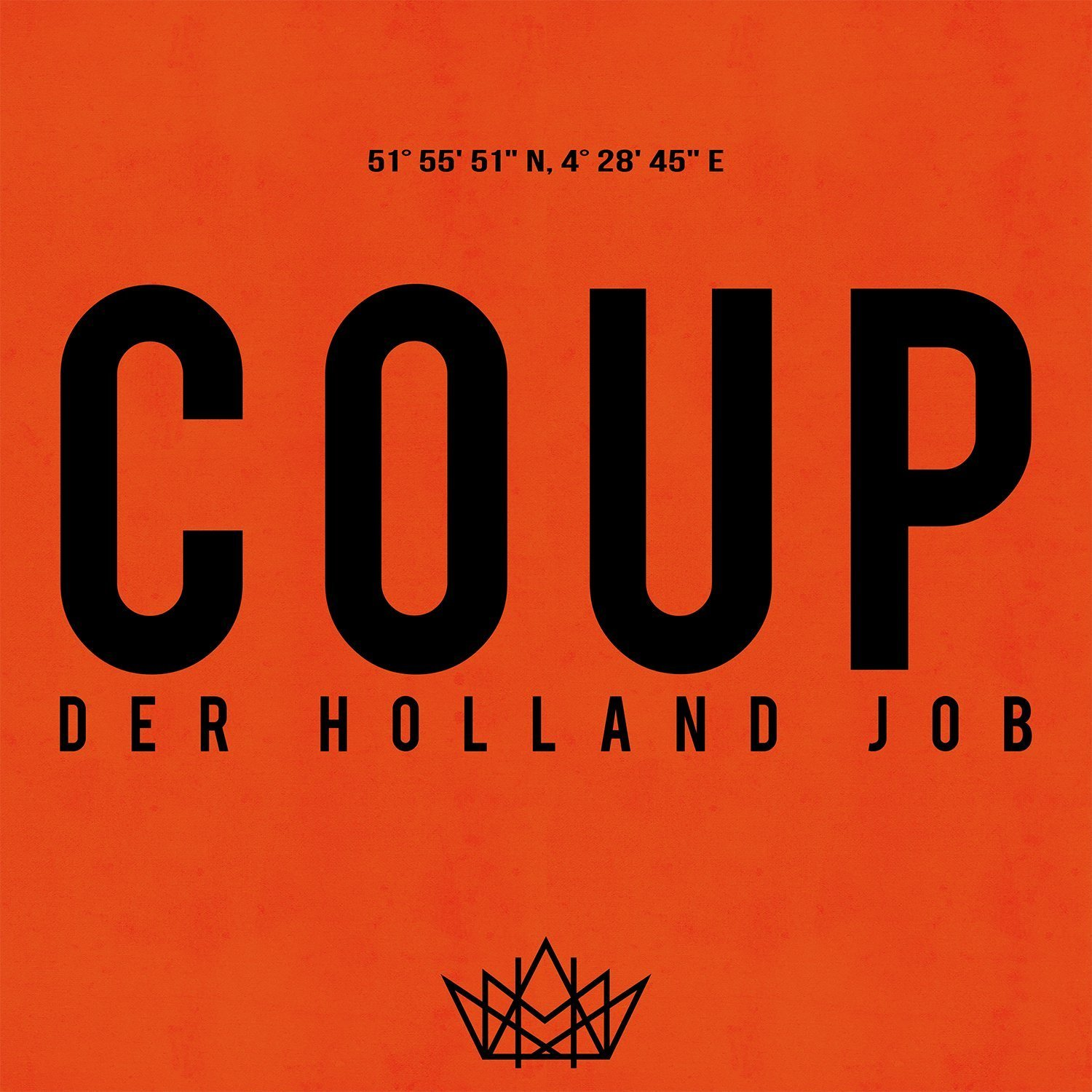 Coup Der Holland Job Cover