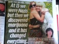 Der Nazi und das Gras