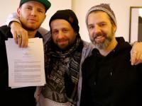 Damion Davis: Neues Album kommt 2015/ Deal verlängert