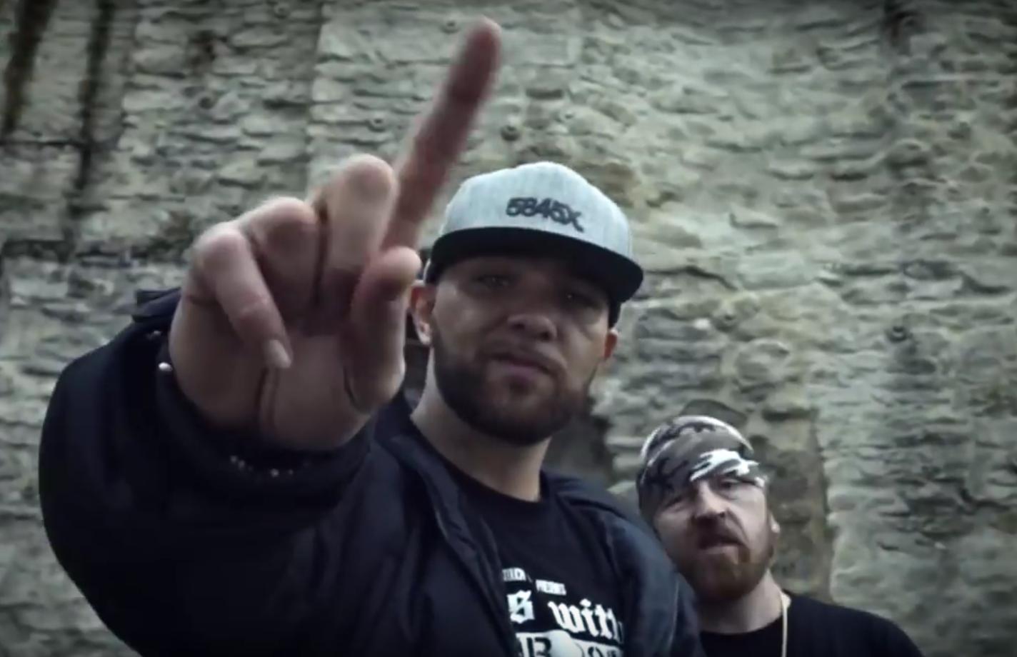 Dj Eule & Dj s.R. ft. Lakmann & R.U.F.F.K.I.D.D. – Hardcore Rap Shit