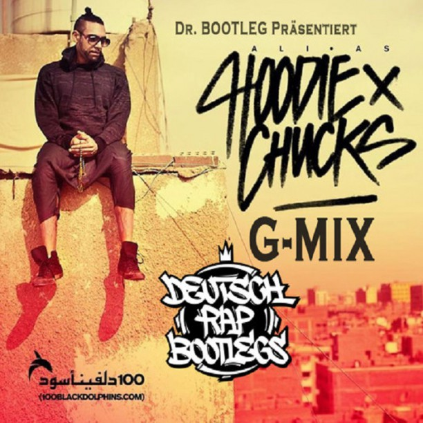 Dr.Bootleg Hoodie x Chucks