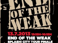 End of the Weak startet in die neue Saison