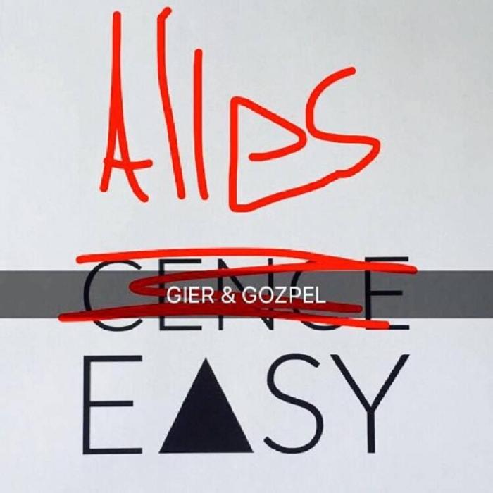 gier-gozpel-cence-alles-easy-remix
