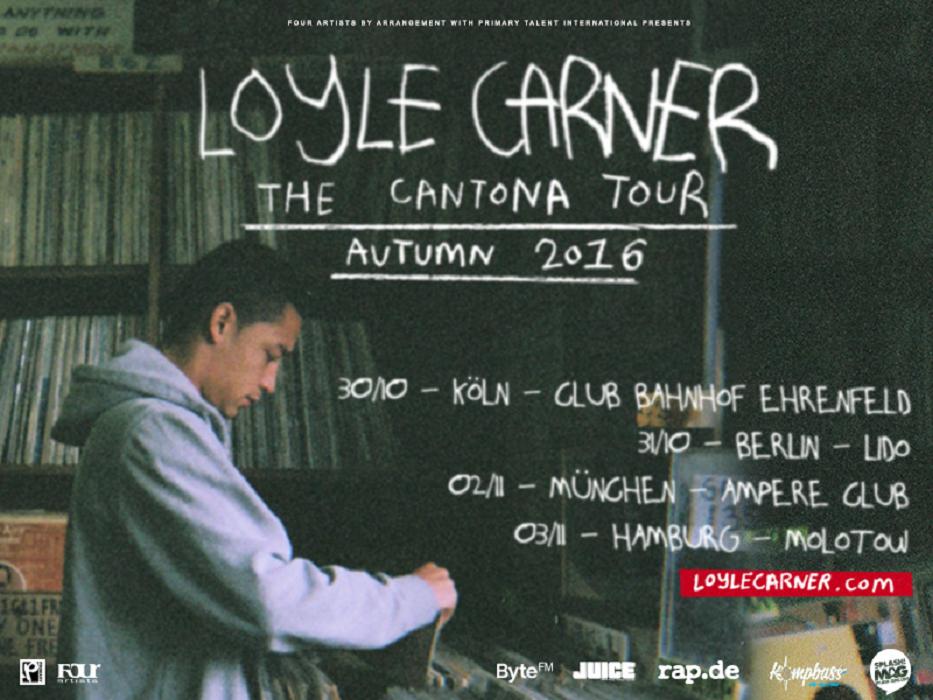 Loyle Carner Berlin