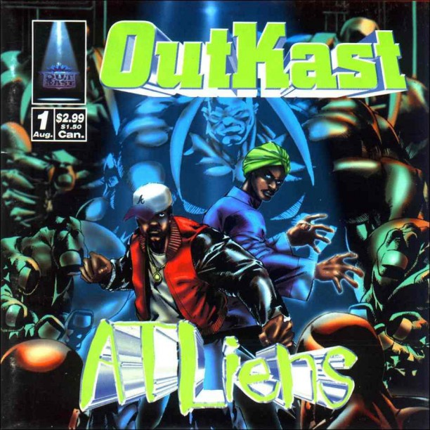 Outkast ATLiens Cover