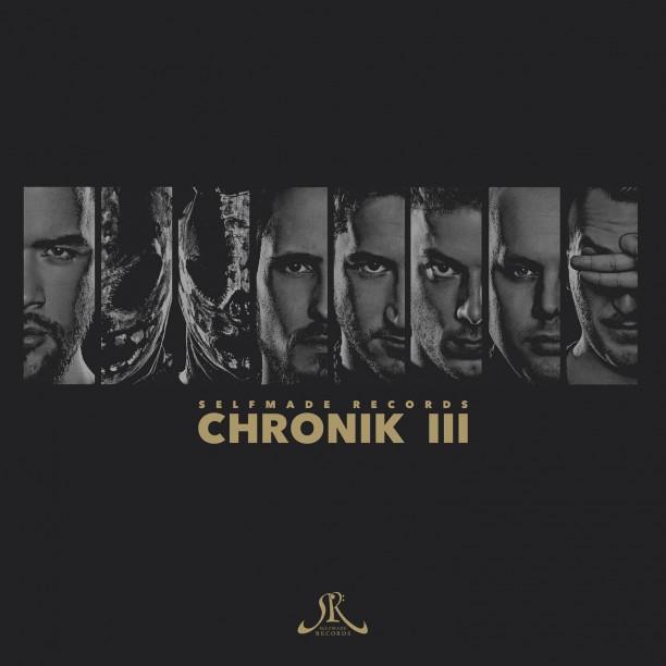 Selfmade Records chronic  III 3 cover