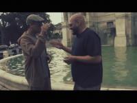 Xavier Naidoo & Moses Pelham auf dem Weg nach Rom