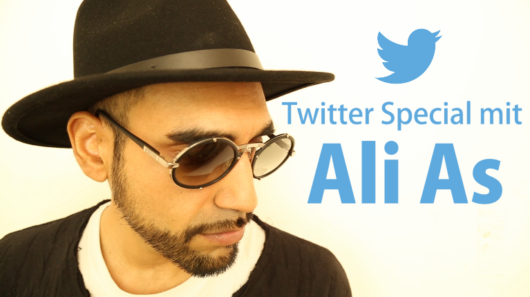 ali as twitter special