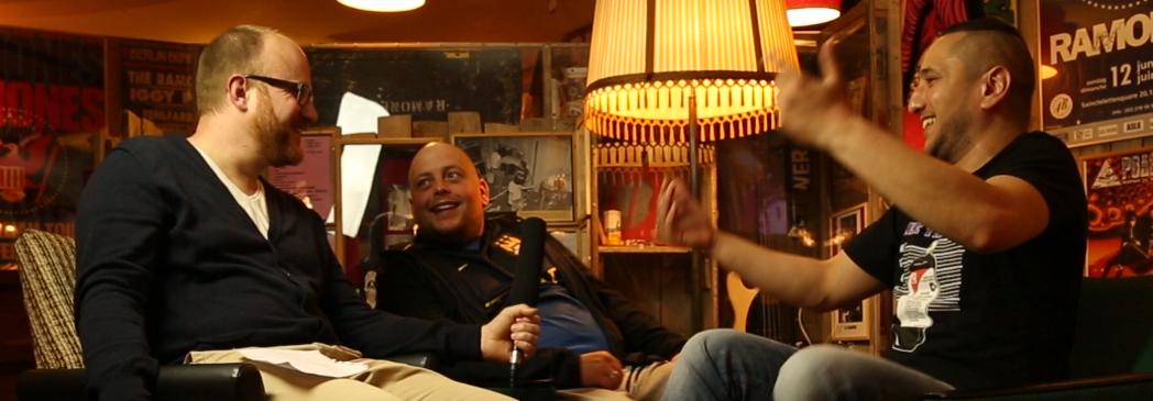 """Interview: Celo & Abdi über """"Bonchance"""" (rap.de-TV)"""