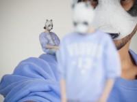 Cro bald als 3D-Figur
