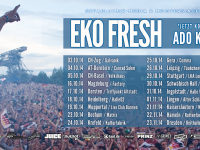 """Eko nimmt Massiv als Special Guest mit auf die """"Jetzt kommen wir immer noch auf die Tour"""""""