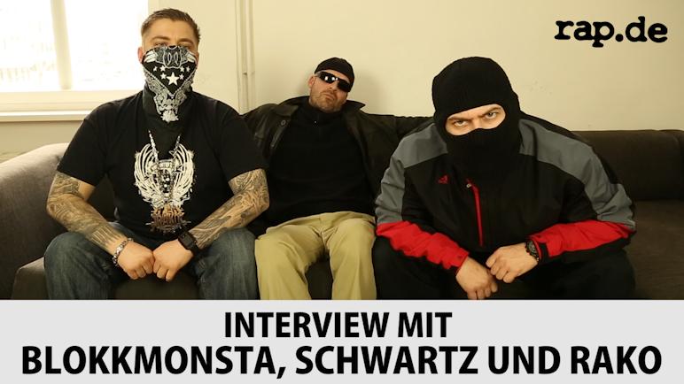 Interview mit Blokkmonsta, Rako & Schwartz über HT100