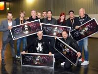 """Die Fantastischen Vier bekommen Platin für """"Rekord"""""""