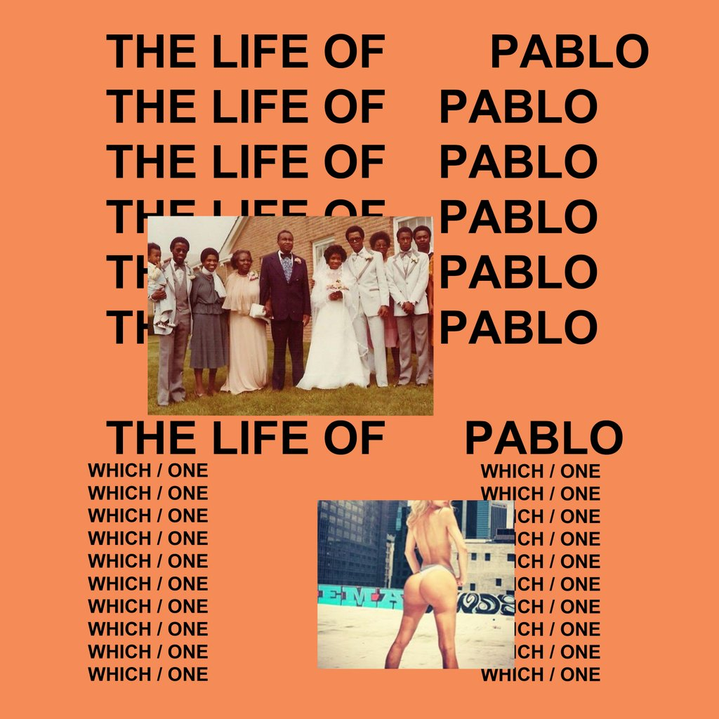 Kanye West � The Life of Pablo
