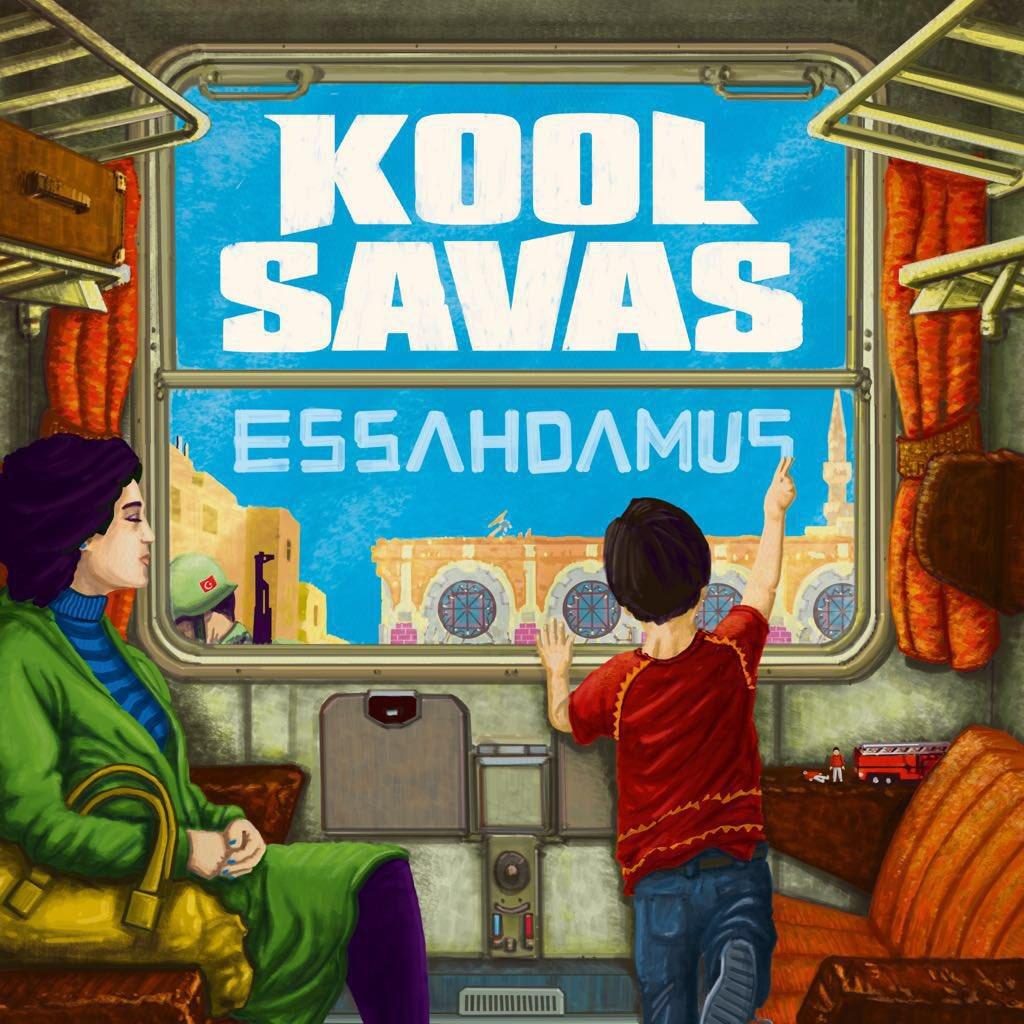 kool-savas-essahdamus-cover