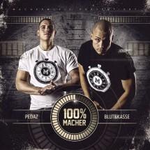pedaz-blut-kasse-100-prozent-cover