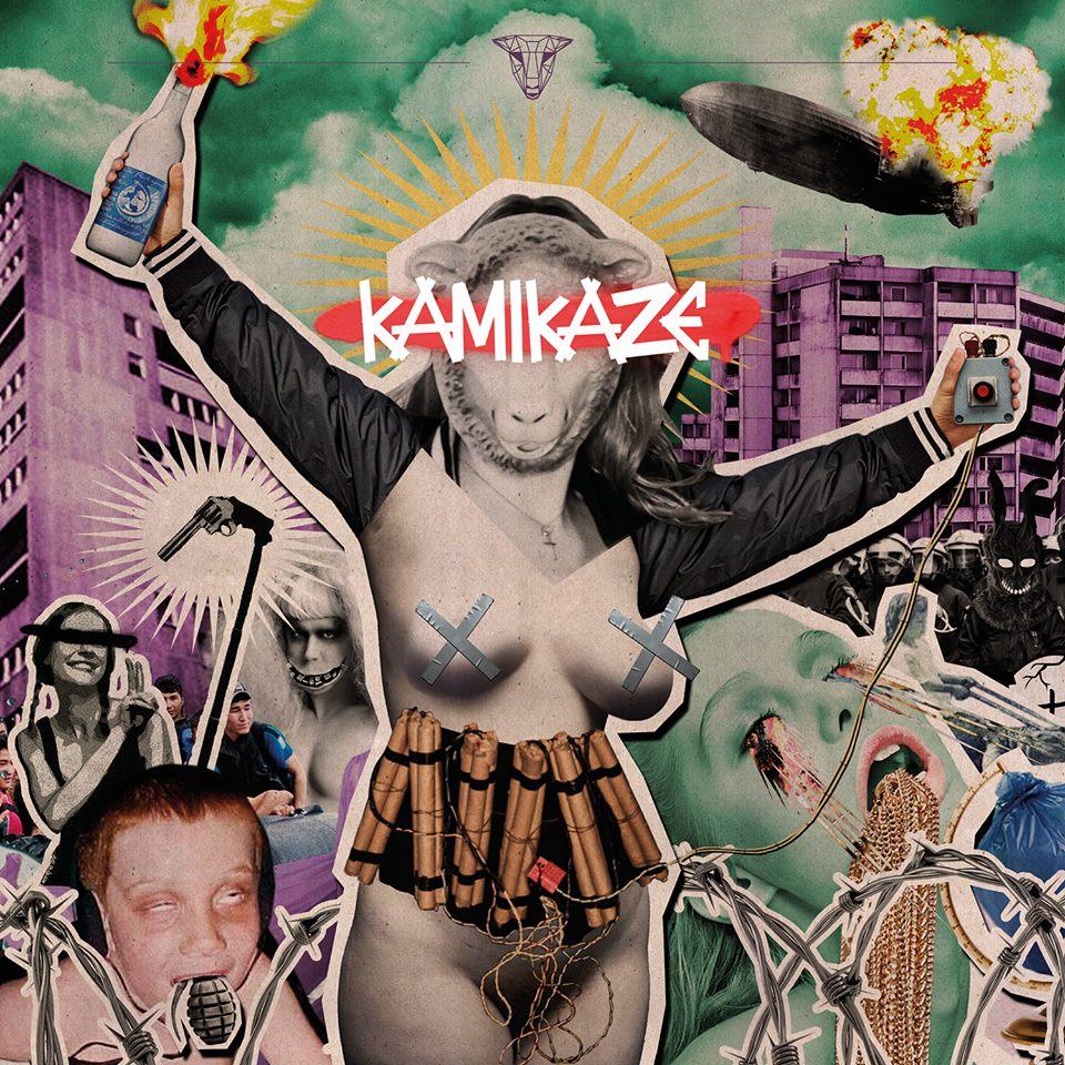 pilz-kamikaze-album-cover