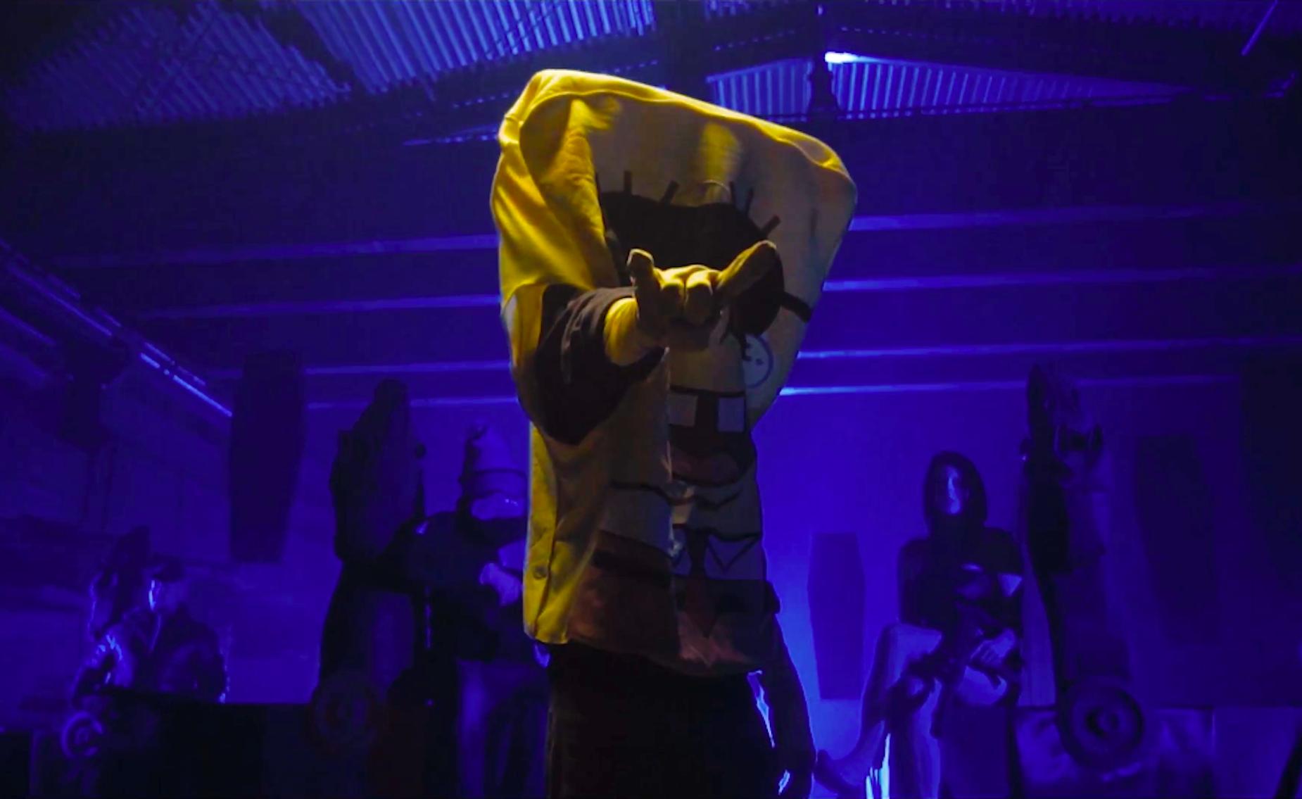 """Spongebozz Verschiebt Sein Release """"SFTB/Krabbenkoke Tape"""