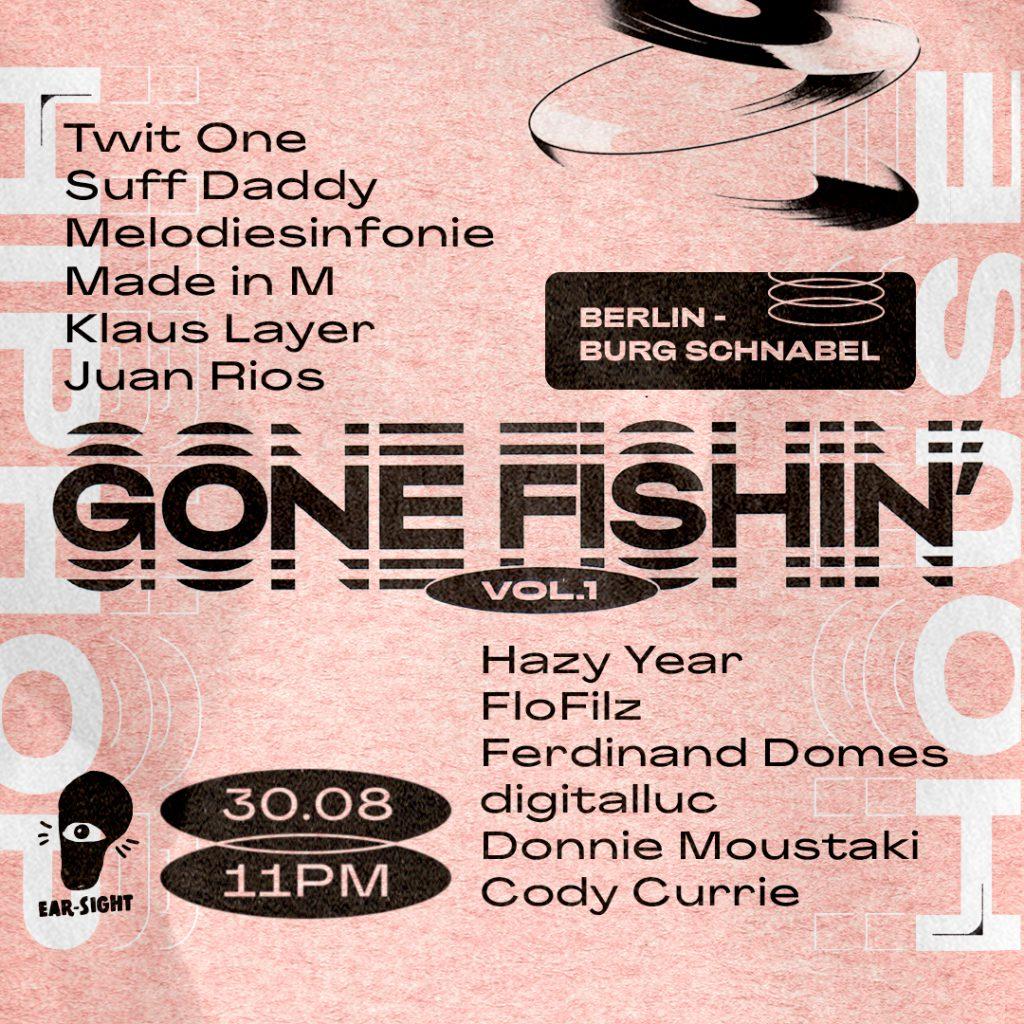 Gewinne 2 Gästelistenplätze für Gone Fishin' Vol. 1 - rap.de