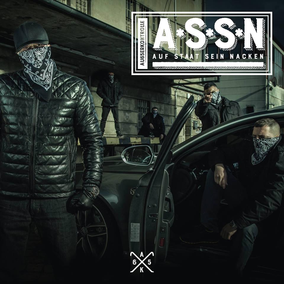 Review: AK Ausserkontrolle - A.S.S.N. - rap.de
