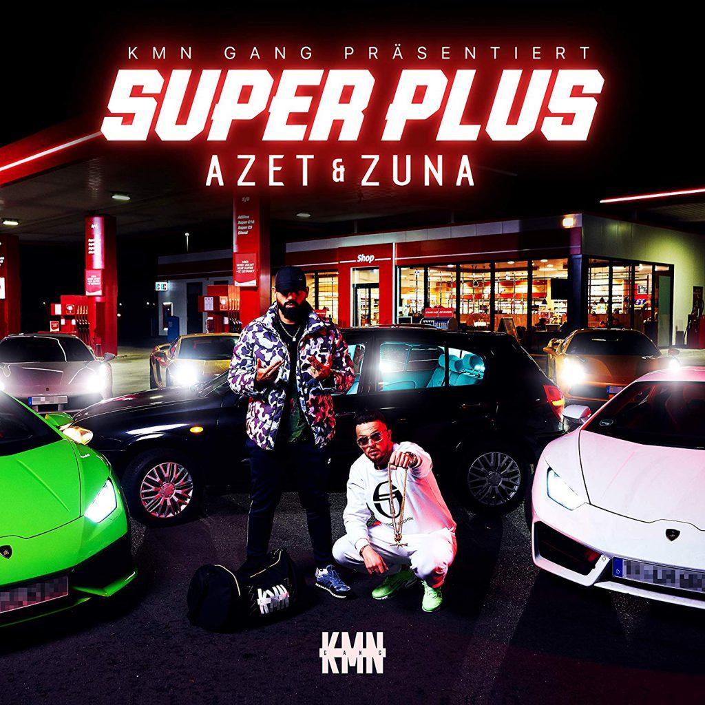 Azet Zuna Kündigen Gemeinsames Album Super Plus An Und