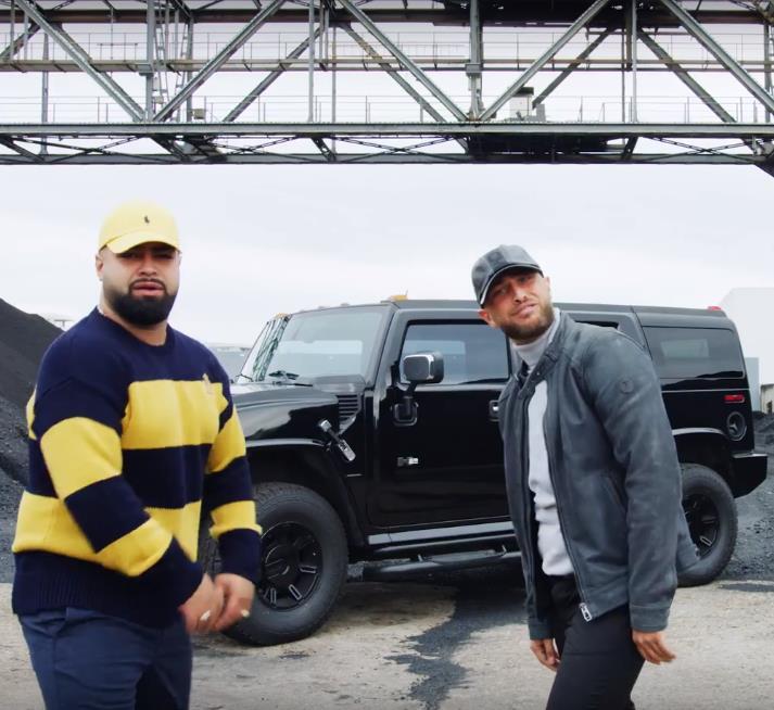 Turf N Surf >> Azzi Memo feat. Nimo - Blabla (prod. Sott & Deniz the Producer) [Video] - rap.de