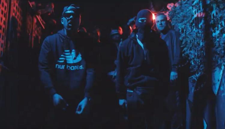 Blokkmonsta feat. Smoky - Gewaltbereit (prod. Isy Beatz & C55) [Video] - rap.de