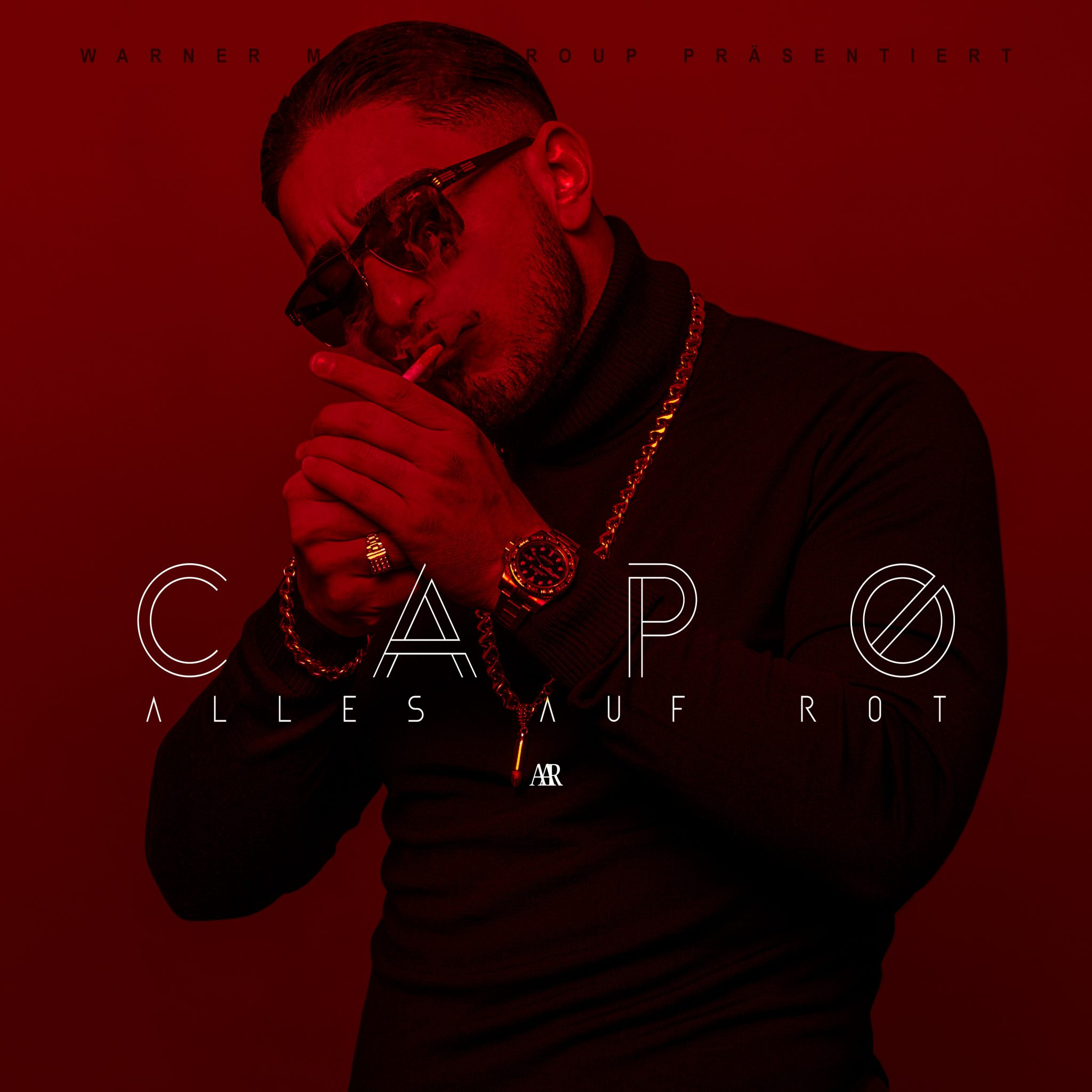 Capo Alles Auf Rot Review Rap De
