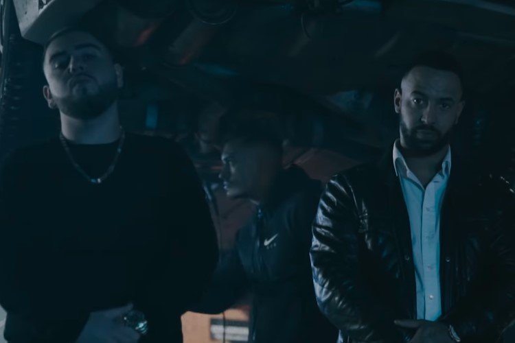 Ciro - Kalt wie Eis feat. Tommy (prod. BM) - rap.de
