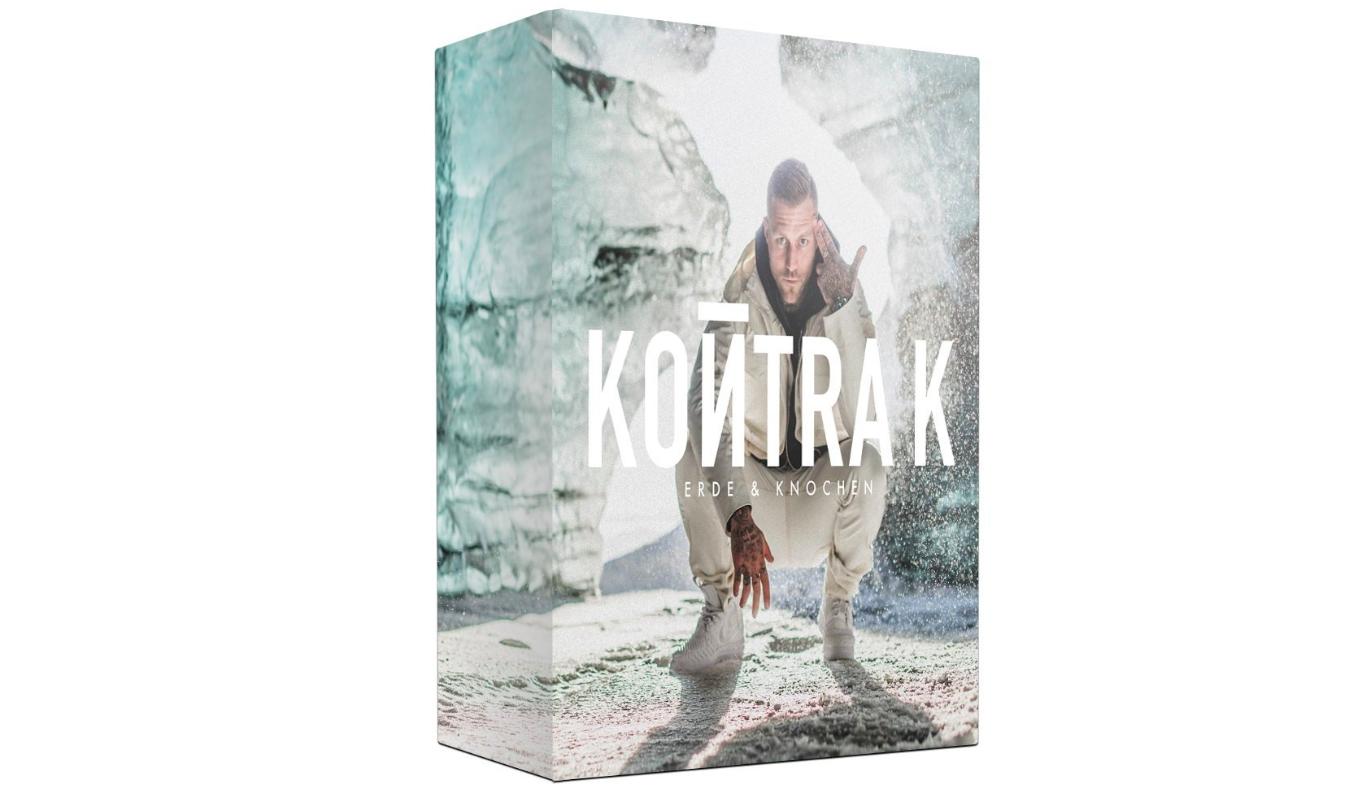 Kontra K Kündigt Neues Album Erde Und Knochen Für Mai An Rapde