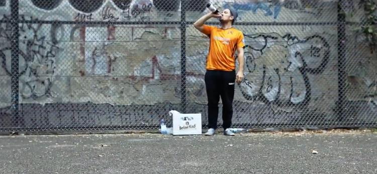 Rhymin Simon - Torch (prod. Sauerkraut) [Video] - rap.de